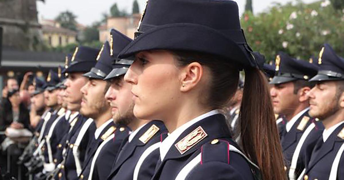 Avvio 200° corso di formazione per Allievi Agenti della Polizia di Stato