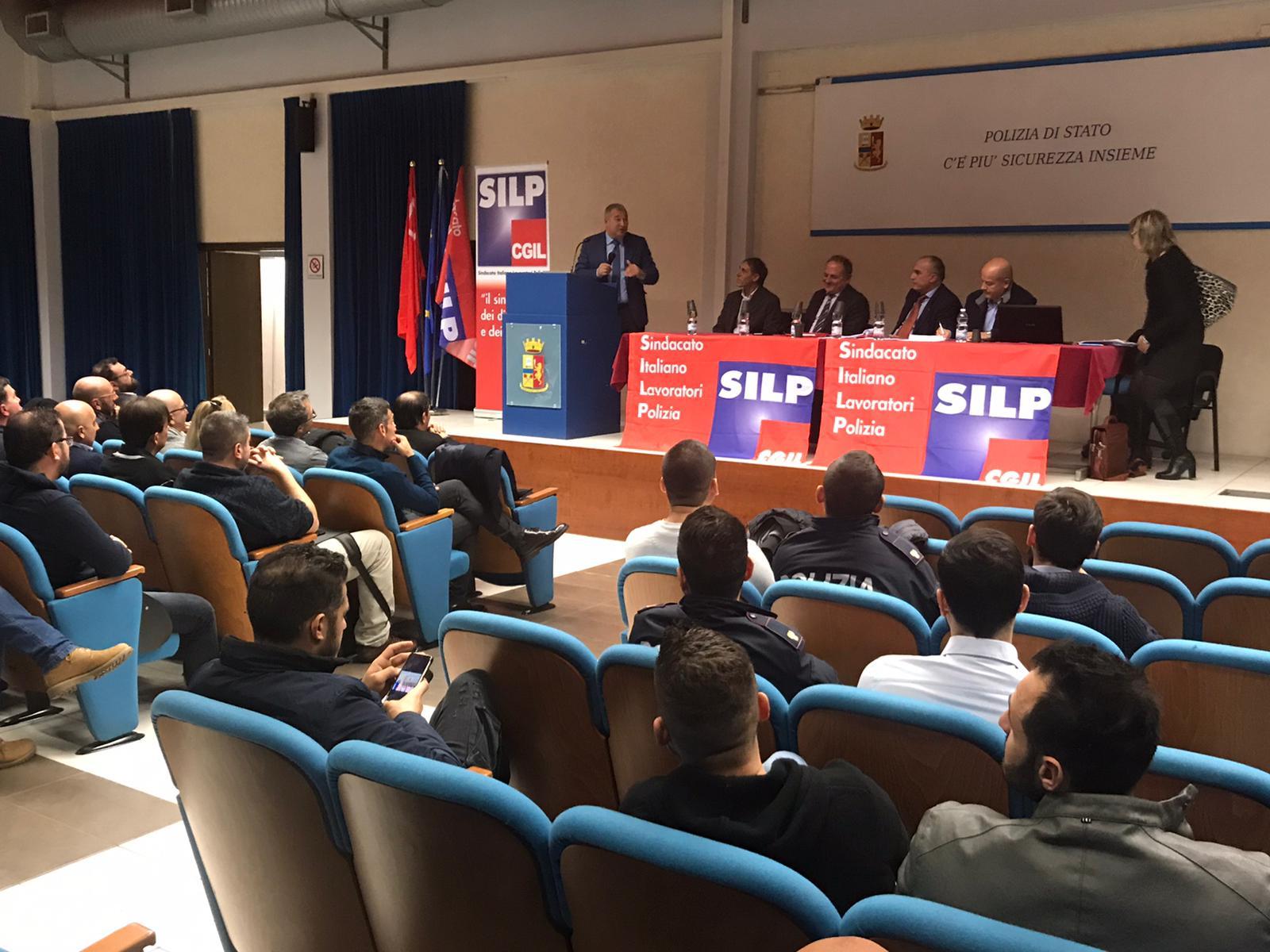 Pavia, Ferdinando Ruggiero nuovo Segretario Provinciale Silp Cgil - SILP CGIL